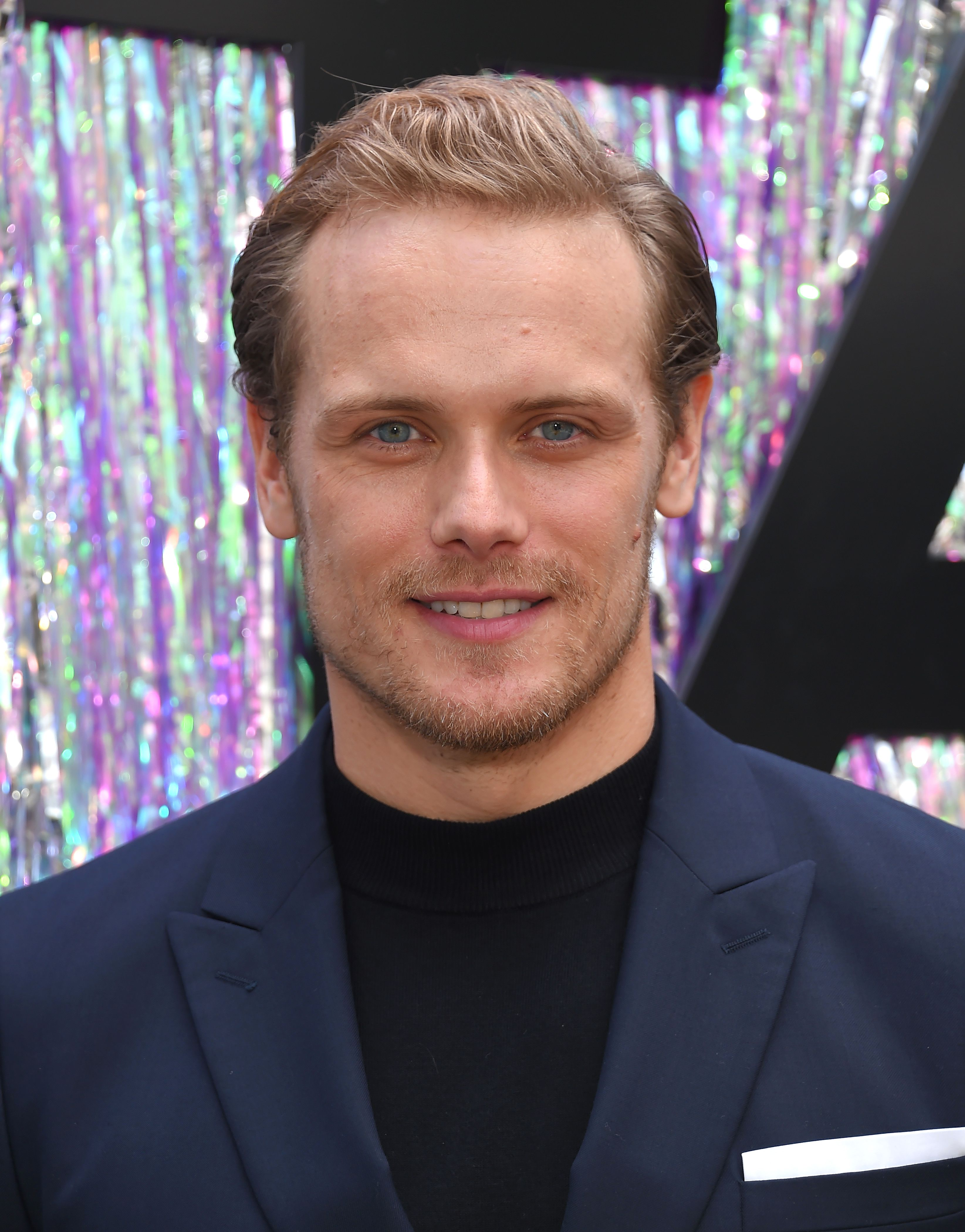 NEW Interview with Sam Heughan from ET Canada | Outlander ...